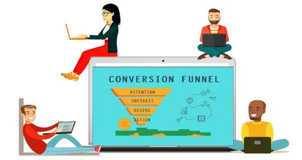 tunnel de vente en ligne
